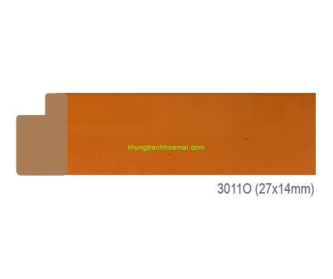 Mẫu khung tranh Khung hình tự chọn thương hiệu phào nẹp Hoa Mai mã 3011O