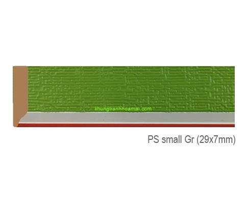 Khung hình tự chọn thương hiệu phào nẹp Hoa Mai mã PS MALL GR