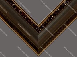 Thanh khung, phào (nẹp) làm khung tranh, khung hình mã 371-3707B