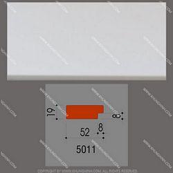 Thanh khung, phào (nẹp) làm khung tranh, khung hình mã 5011T